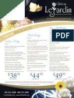menu package