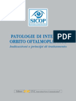 Patologie Di Interesse Orbito Oftalmoplastico