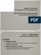 gb530 marketing plan Here is the best resource for homework help with business gb530 at kaplan   essays (2) homework help (33) lab reports lecture slides lesson plans.