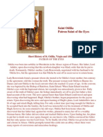 Life of St. Odilia