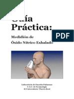 Protocolo Niox Minox Areocrine