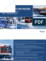 Cma Cgm p3 Network