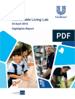 Unilever Sustainable LL Report 24April2013