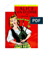 Caroline Quine Alice Roy 41 BV Alice en Ecosse 1964