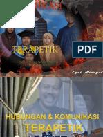 1. KOMUNIKASI TERAPETIK 2014.ppt