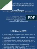 Mahasiswa Dan Anti Korupsi (Kuliah Umum Di Stai Ibrahimy (Copy)