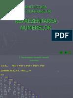 Arhitectura Calculatoarelor - Reprezentarea Numerelor
