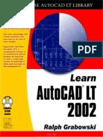 Grabowski R.learn AutoCAD LT 2002.2002