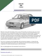 Volvo ECU List Bosch LH 2 4