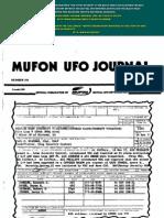 Mufon Ufo Journal