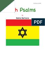 Jah Psalms by Bekle Berhane