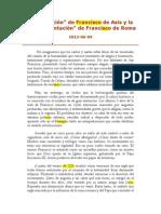 2013-06-09 La tentación de Francisco de Asís y la posible tentación de Francisco de Roma.pdf