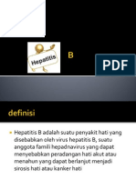 Hepatitis b Work