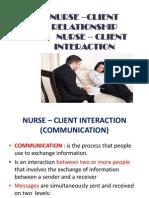 Nurse _client Relationship