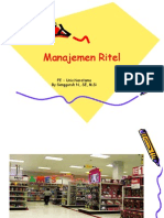 Manajemen Ritel