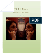 Tik Tok News by Abdul Batin Bey