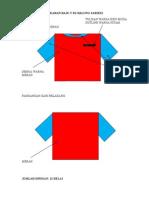 Lakaran Baju-t Rumah Merah