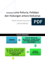 Mekanisme Poliuria, Polidipsi dan Hubungan antara Keduanya