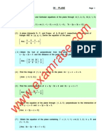 Mathematics Plane