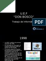 historia de la PC 1998-2010