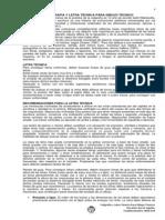 CALIGRAFÍA+Y+LETRA+TÉCNICA+PARA+DIBUJO+TÉCNICO