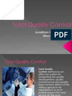 Total Quality Control PPT