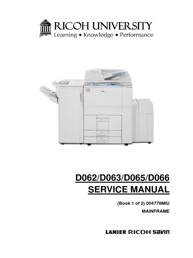 savin printer manual daily instruction manual guides u2022 rh testingwordpress co Kodak EasyShare Printer Cartridges Projector Service Manual