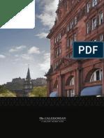 The Caledonian Hotel Brochure 090913