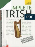 Teach Yourself Complete Irish