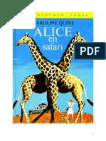 Caroline Quine Alice Roy 45 BV Alice en Safari 1968