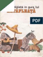 Pară mălăiață în gura lui Nătăfleață - Poveste populară (Chișinău 1991)