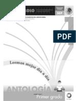 AntologiaPrimero