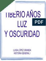 Unidad 8 Tiberio - Luisa Fernanda López