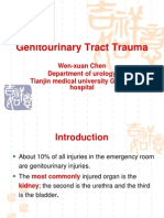 36Genitourinary Tract Trauma