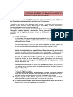 Diagnostico, Epidemiologia y Prevencion Malaria