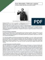 Mort de Nelson Mandela - Article