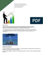 Economía y mercadotecnia