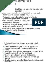 Semiologie Endocrine