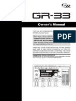 Roland gr-33 guitar synthesizer | effects database.