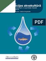Rokasgrāmata recirkulācijas akvakultūrā