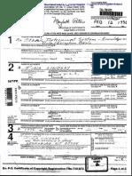 Brownsten v. Lindsay First Copyright Registration