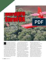 FLYER Eurofox