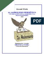 Wirth Simbolismo Hermetico