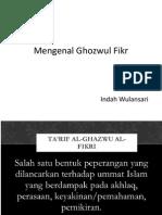 Mengenal Ghozwul Fikr