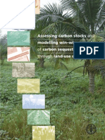 (FAO)Assessing Carbon Stocks and Modelling Win Win Scenarios of Carbon Sequestration