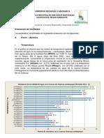 Evaluación de resultados del segundo monitoreo-2011