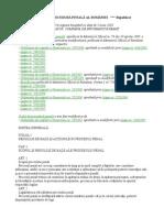 Codul de Procedura Penala 2005
