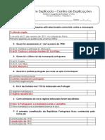 B.1.2 Ficha de Trabalho - I república (1) - Soluções