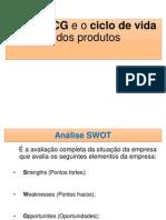 Matriz BCG e o Ciclo de Vida Dos Produtos- ITES