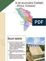 Lacurile de acumulare Costeşti-Stînca, Dubăsari